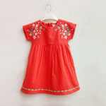 baby girls embroider dress Princess Dress for Girl