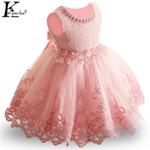 Elegant Princess Sequin Dress For Girl Baby Children Clothing
