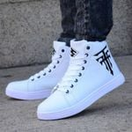 Sneakers Men Casual Shoes Lace Up Trainers Male Sneakers
