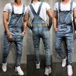 Stretch Jans Trousers Retro Men's Jeans Streetwear