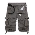 Cargo Shorts  Camouflage Cotton Casual Men