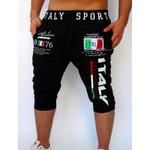 trousers Italian digital printing design male shorts