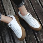 Classic Sneakers Mens Shoes Casual Men Vulcanized Shoes Lace-up
