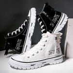oxford vulcanize shoes Korean men's shoes canvas shoes