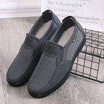 Men's Casual Shoes Summer Style Mesh Flats Shoes