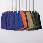 Casual Breathable Quick Dry Pants Pockets Solid Color Sport