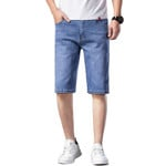 Fashion Mens Ripped Short Jeans Brand Clothing