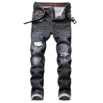 Personality Pants Male Brand Trousers