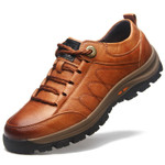 Soft Handmade Men's Genuine Leather Casual Shoes Men Loafers