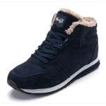 Men boots Men's Winter Shoes Fashion Snow Boots