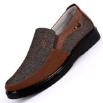 Canvas Shoes Men Summer Classic Loafers Men Casual