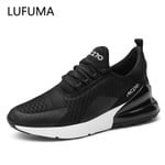 Casual Shoes Spring Autumn Breathable Sneakers Men Air Cushion Mesh