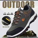 Brand Fashion Outdoors Sneakers Waterproof Men's shoes