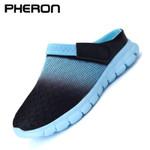 Sandal Mesh Mules Breathable Padded Beach Flip Flops Shoes