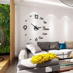 3D DIY Luxury Wall Clock