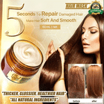 Detoxifying Hair Mask-HOT