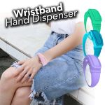 Wristband Hand Dispenser