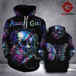 August girl they whispered to her cannot withstand the storm 3d t shirt hoodie sweater