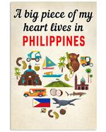 A big piece of my heart lives in philipines