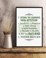 7 steps to improve your attitude fly to ireland never return