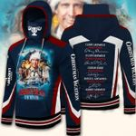 Christmas vacation cast's signatures hoodie for fans