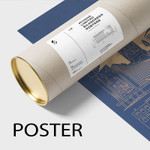 Lvl Football Dad Mom To Son Never Lose poster canvas