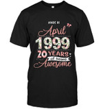 Made In April 1999 20 Years Of Being Awesome