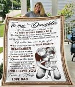 To my daughter 3 things truly dreams heart learning storm waiting dance family birthday gift