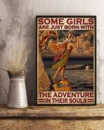 Some Girls With The Adventure  in their soul Exporing Lover Character Dictionary Canvas