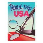 Road Trip Usa Poster