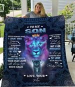 To my son never forget that i love you this old lion always have your back mom lioness mandala pattern