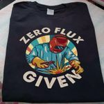 Welder zero flux given tshirt