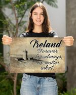 Ireland Forever For Always Poster Canvas