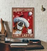 Your Butt Napskins My Lady poster