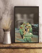 Surgeon Poster Mountain No Frame