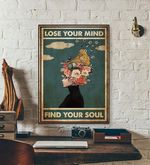 Lose Your Mind Find Your Soul music poster