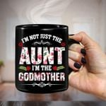 I'm not just the aunt i'm the godmother