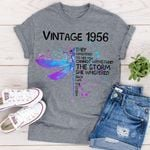 Vintage 1956 they i am the storm tshirt