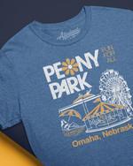 Peony Park Fun For All Amaha Nebrask Us T-Shirt