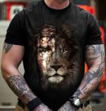 Jesus Lion Of Judah Tshirt