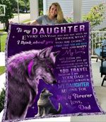 To My Daughter Every Day Wolf