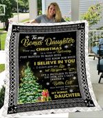 To My Bonus Daughter I Belive In You