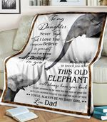 To My Daughter This Old Elephant