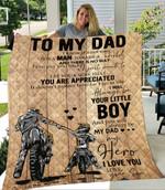 To My Dad Biker