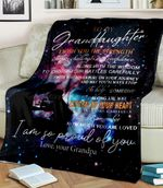To My Granddaughter I Wish You The Strength Love Your Grandpa