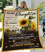 to my daughter never forget that I love you