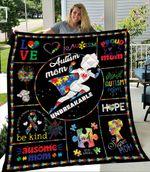 Autism Mom Unbreakable Superhero Autism Prevention Day