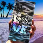 Love Travel Turtle phone case