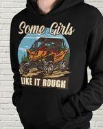 Some girl like it rough tshirt