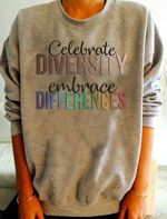 LGBT celebrate diversity embrace differences sweater